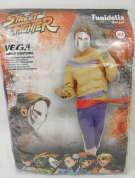 Déguisement adulte - Street Fighter - Véga - Taille XL
