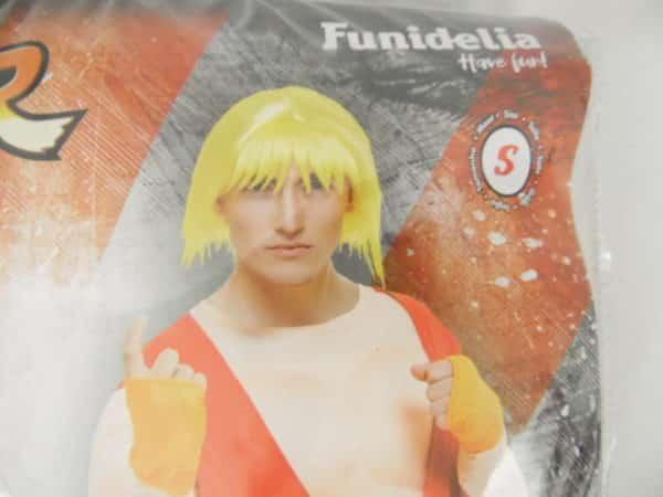 Déguisement adulte - Street Fighter - Ken - Taille S