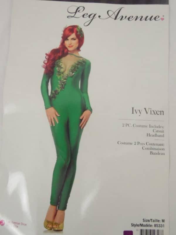 Déguisement adulte - Leg avenue - Poison Ivy