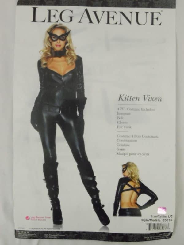Déguisement adulte - Leg avenue - Kitten Vixen