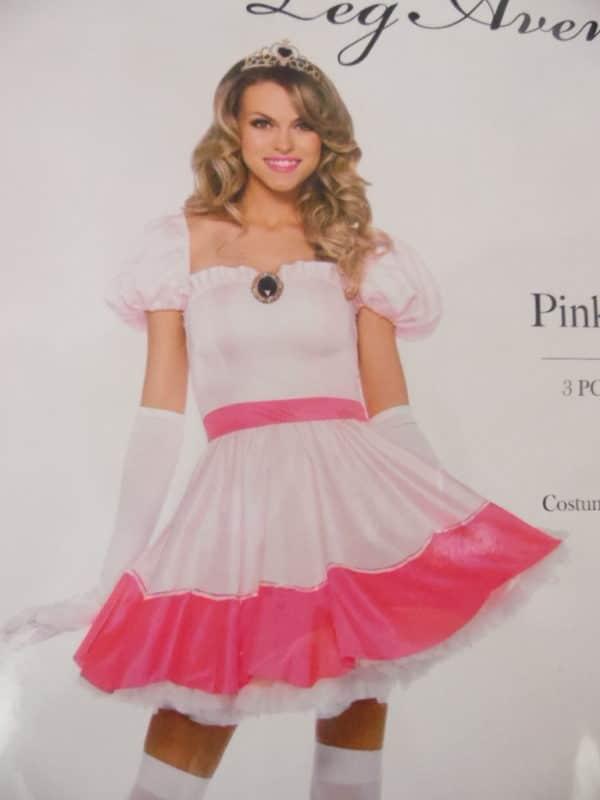 Déguisement adulte - Leg avenue - Pink Princess - Taille M