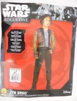 Déguisement enfant - Star Wars - Rogue One - Jyn Erso