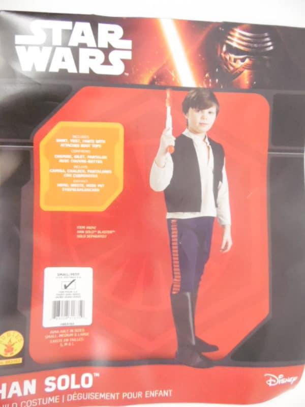 Déguisement enfant - Star Wars - Han Solo