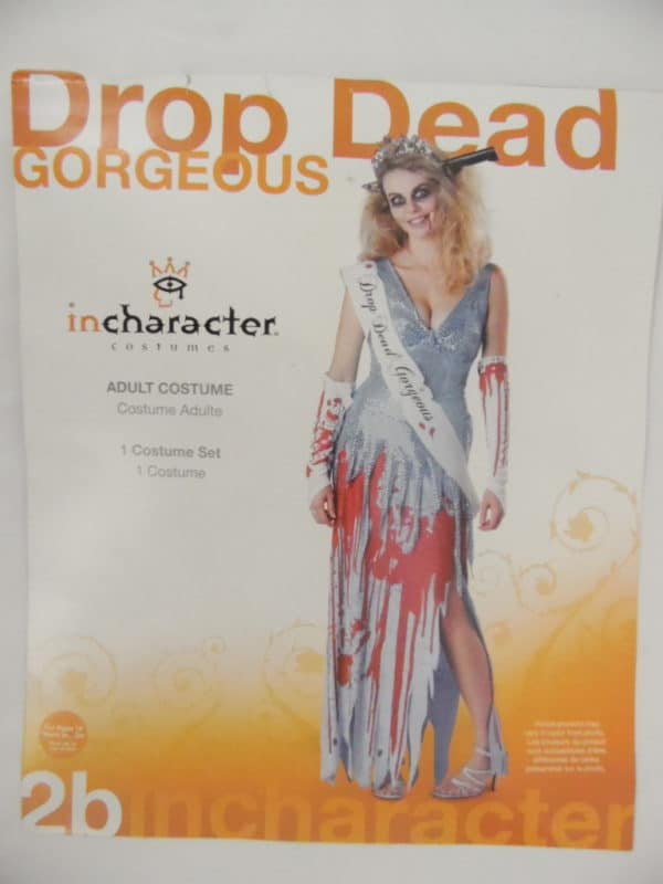 Déguisement adulte Halloween - Incharaster costumes - Drop Dead Gorgeous