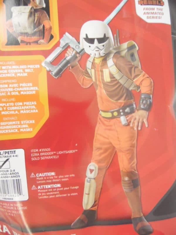 Déguisement enfant - Star Wars - Ezra Bridger