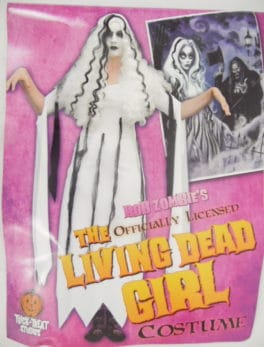 Déguisement adulte - Halloween - The living Dead girl - Rob Zombie's
