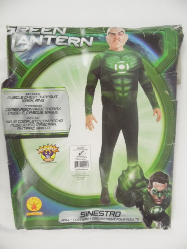 Déguisement adulte - Green Lantern - Sinestro