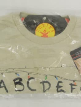 Tee-shirt enfant - Stranger Things - Alphabet