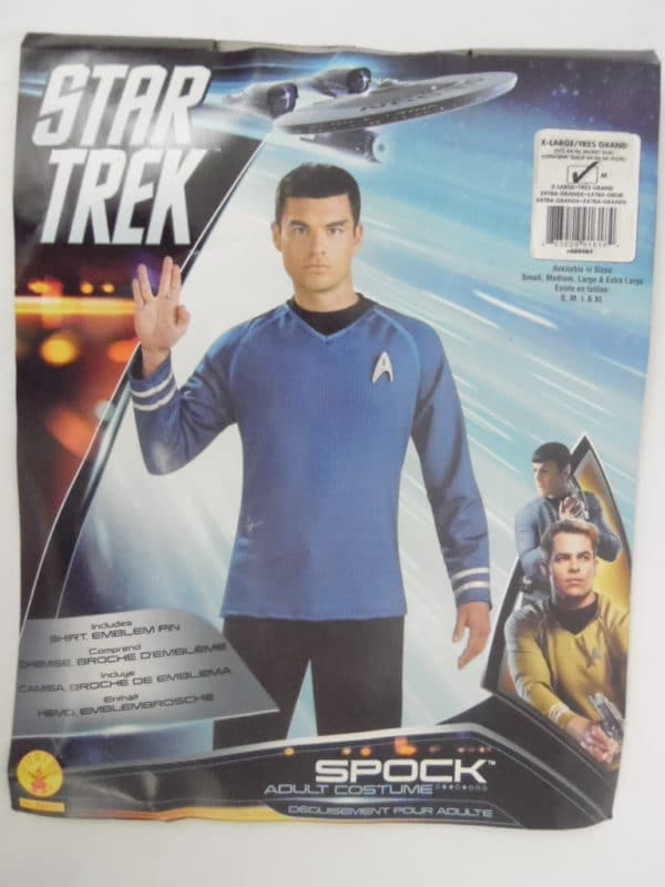 Déguisement adulte - Star Trek - Spock