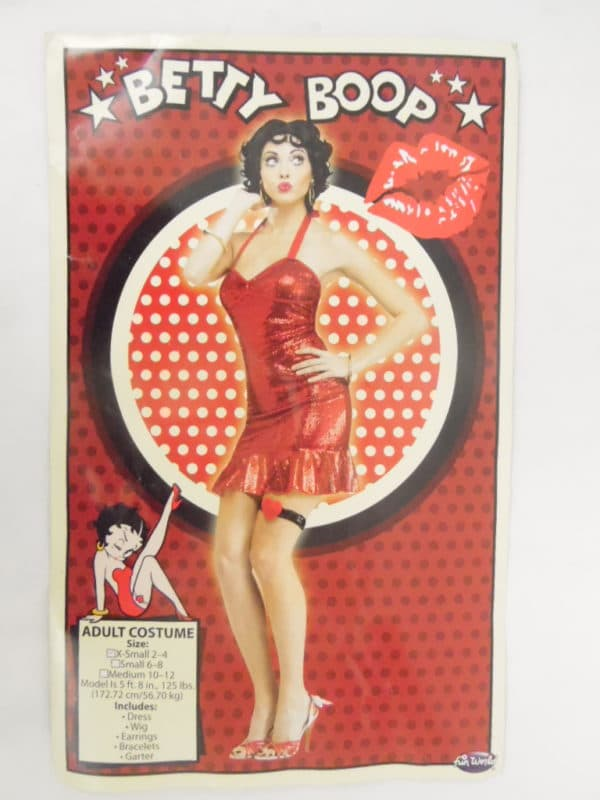 Déguisement adulte - Betty Boop