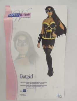 Déguisement adulte - Secret Wishes - BatGirl - Taille L