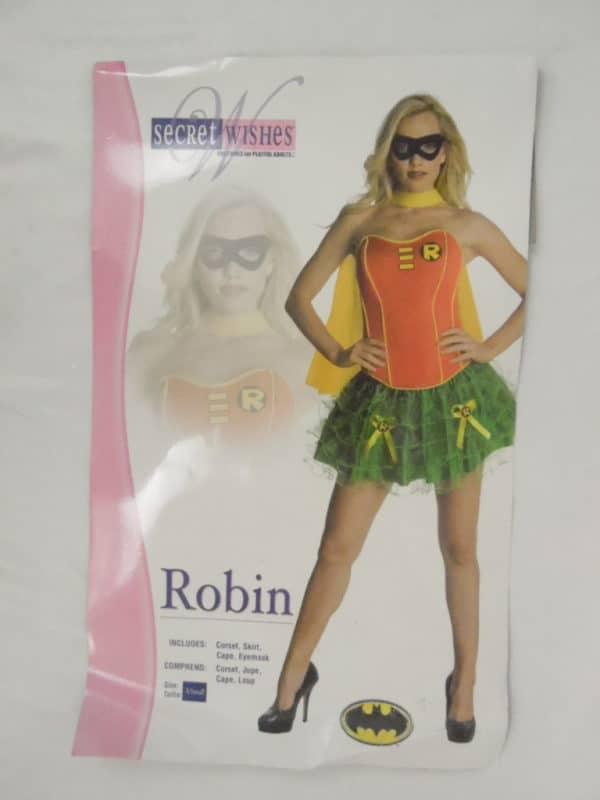 Déguisement adulte - Secret Wishes - Robin - Taille XS