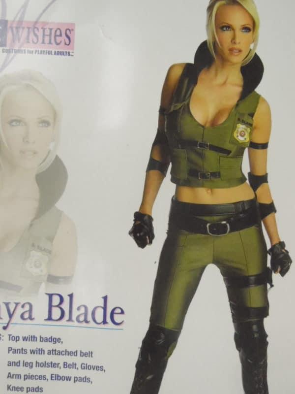 Déguisement adulte - Secret Wishes - Mortal Kombat - Sonya Blade
