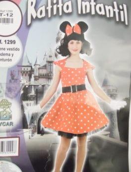 Déguisement enfant - Minnie - 12 ans