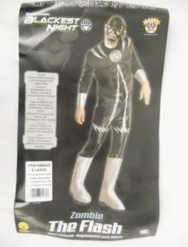 Déguisement adulte - Halloween - Zombie - The Flash