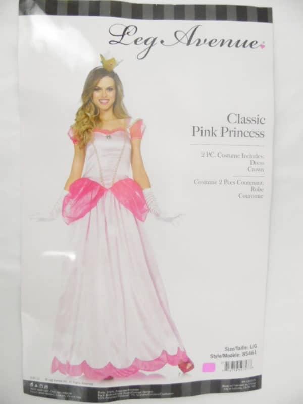 Déguisement adulte - Leg avenue - Classic Pink Princess