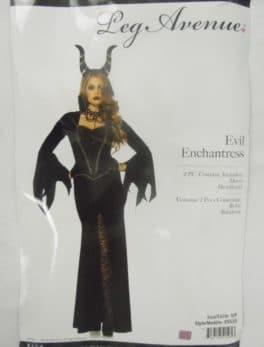 Déguisement adulte - Leg avenue - Evil enchantress