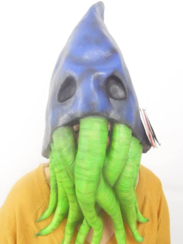 Déguisement adulte - Masque de pieuvre - Shadows Of Brimstone