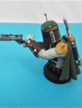 Figurine Buste Altaya - Star Wars - Booba Feet - Collector édition