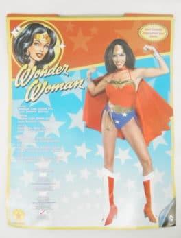 Déguisement adulte - Wonder Woman - Taille L