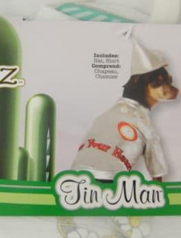 Déguisement pour chien - Le magicien d'Oz