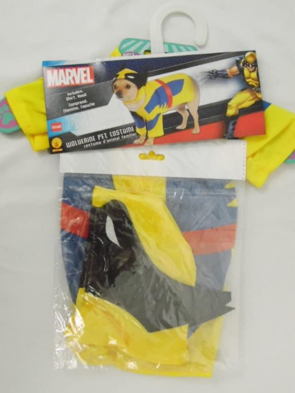Déguisement pour chien - Wolverine