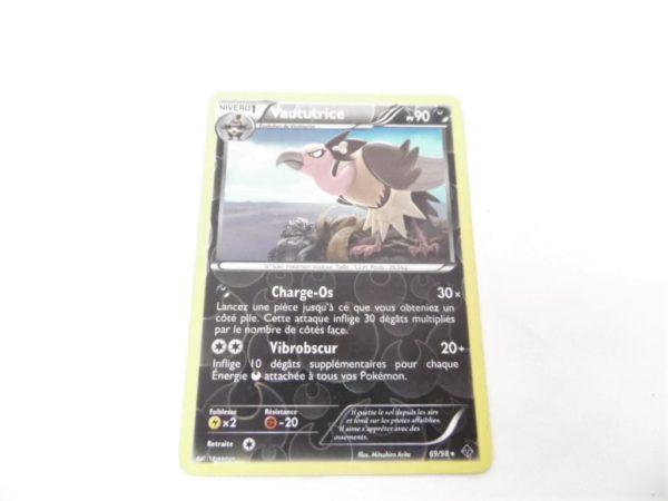 Carte Pokemon FR - Vaututrice 90PV Reverse - 69/98 - Pouvoirs émergents