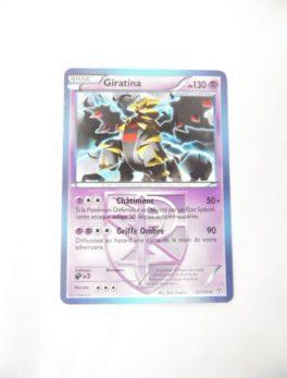Carte Pokemon FR - Giratina 130PV - 62/135 - Tempête Plasma