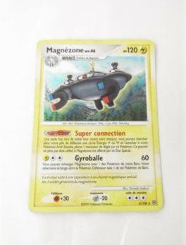 Carte Pokemon FR - Magnézone 120PV Holo - 6/100 - Tempête