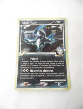 Carte Pokemon FR - Absol G 70 PV - 1/147 - Vainqueurs Suprêmes