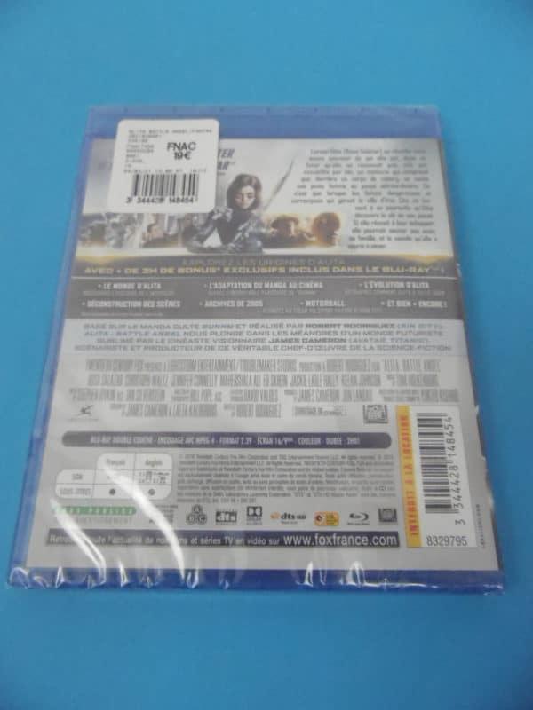 Blu-Ray - Alita - Battle Angel