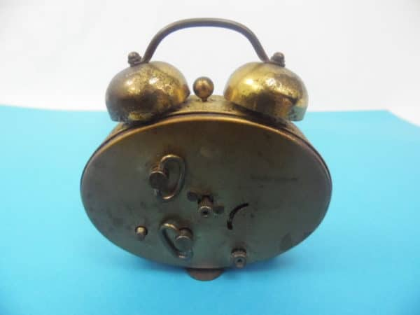 Réveil mécanique ancien - Goldbuhl