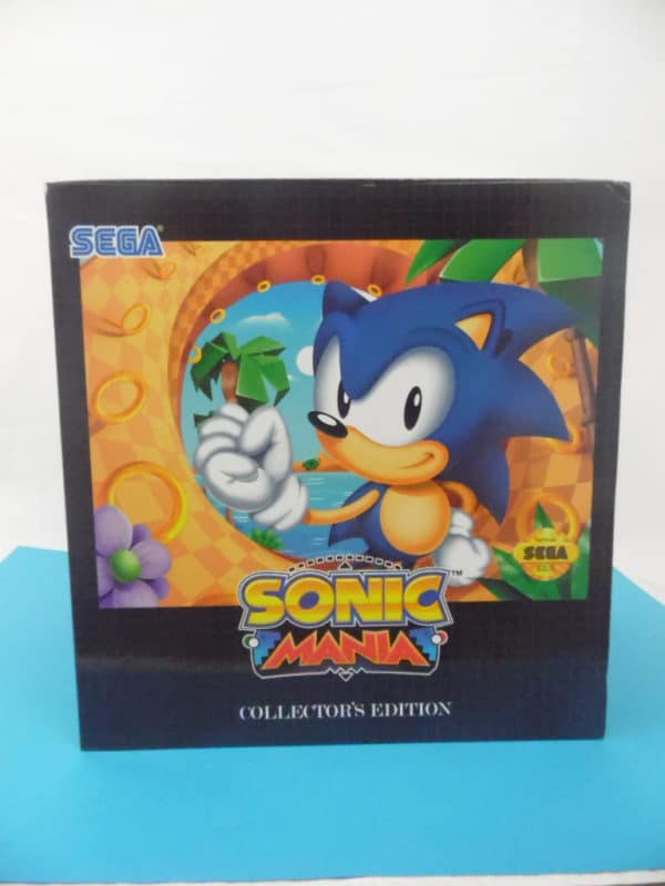Sonic Mania Sega - Edition collector - PS4