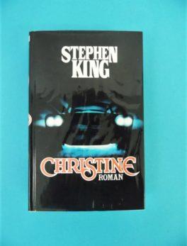 Livre Christine de Stephen King