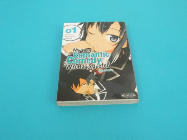 Manga - My Teen Romantic Comedy is wrong as I expected- Tomes 1 - VF