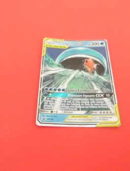 Carte Pokémon FR - Magicarpe et Wailord GX 300PV Holo - Sm166 - PROMO