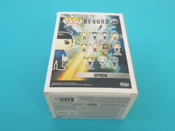 Figurine Pop - Star Trek - Spock N° 348