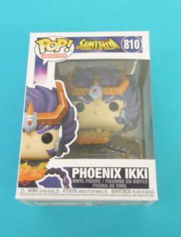 Figurine Pop - Saint Seya - Ikki Phoenix N°810 - Les chevalier du zodiaque