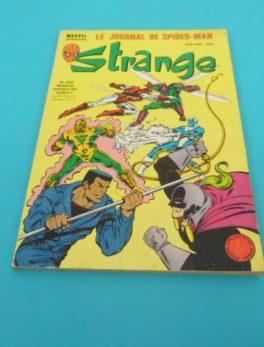Comics Marvel - Titans - N°229 - Année 1989