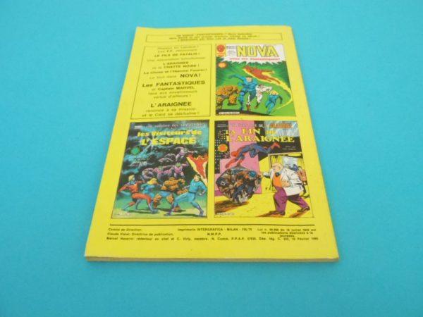 Comics Marvel - Titans - N°73 - Année 1985