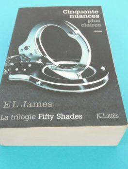 Livre Cinquante nuances plus claires - EL James - Roman - 3ème Tome