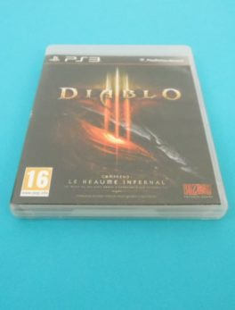 Jeu vidéo PS3 - Diablo III