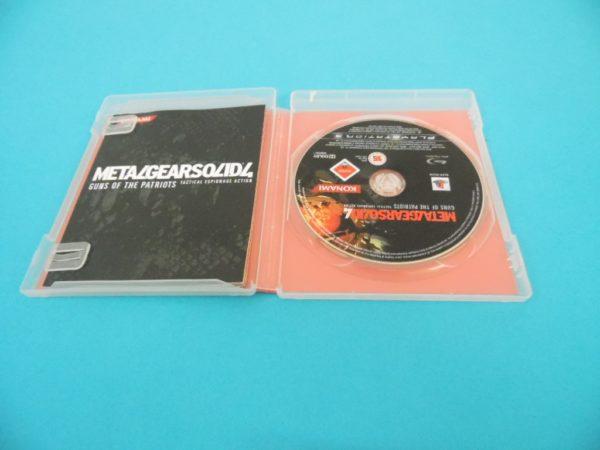 Jeu vidéo PS3 - Metal Gear Solid 4 : Guns of the Patriots