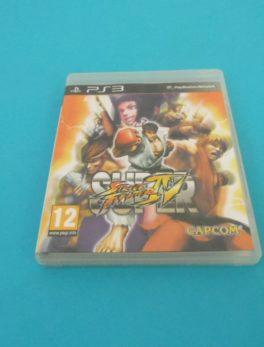 Jeu vidéo PS3 - Super Street Fighter IV