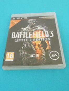 Jeu vidéo PS3 - Battlefield 3 - Limited Edition