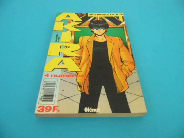 Comics Akira - 4 numéros - Tome 3 - Année 1990