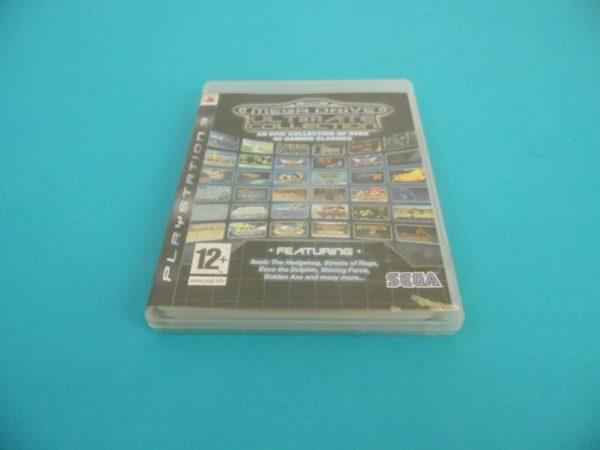 Jeu vidéo PS3 - SEGA Mega Drive Ultimate Collection