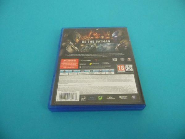Jeu vidéo PS4 - Batman Arkham Knight