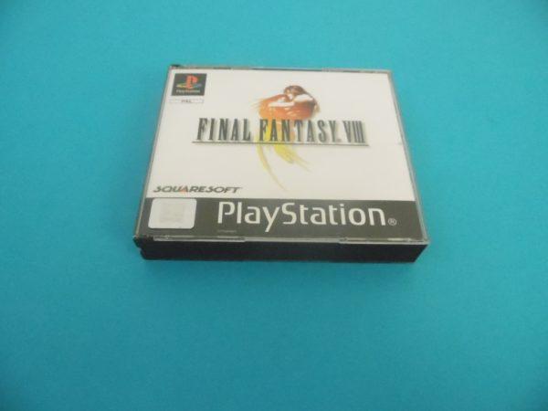 Jeu vidéo PS1 - Final Fantasy VIII