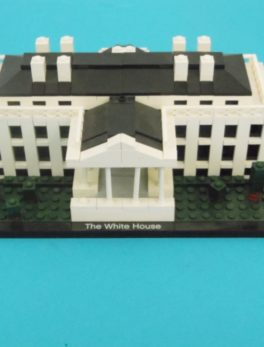 LEGO Architecture - 21006 - The White House